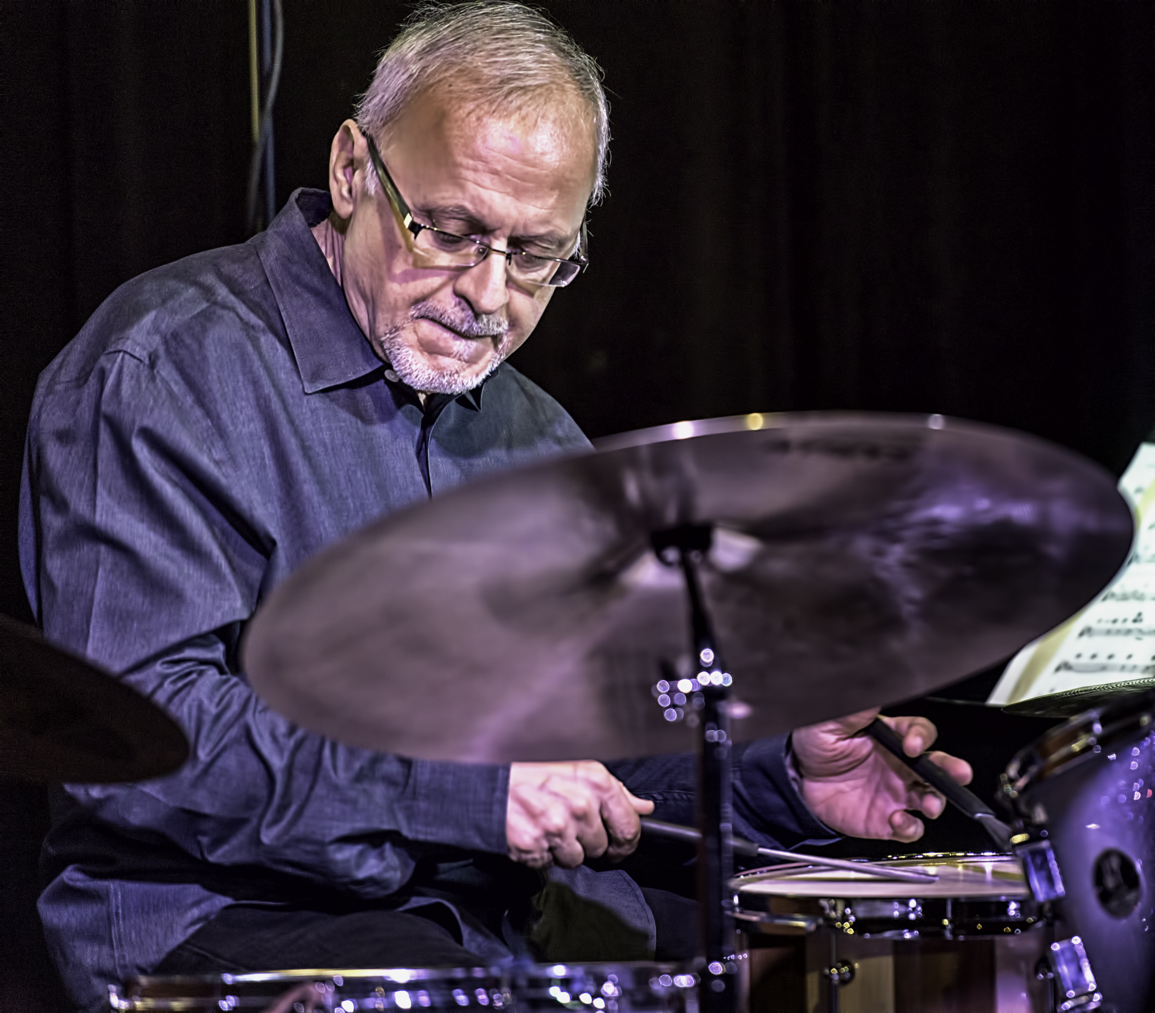 Dom Moio with the Michael Kocour Trio at the Nash in Phoenix