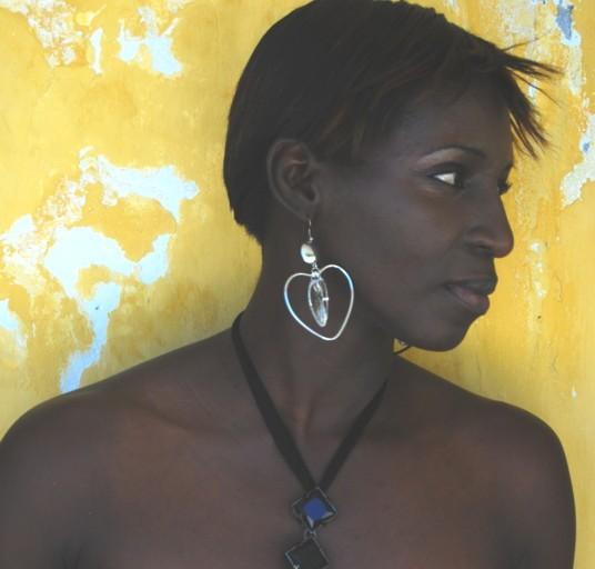 Sonia in George Washington House Barbados