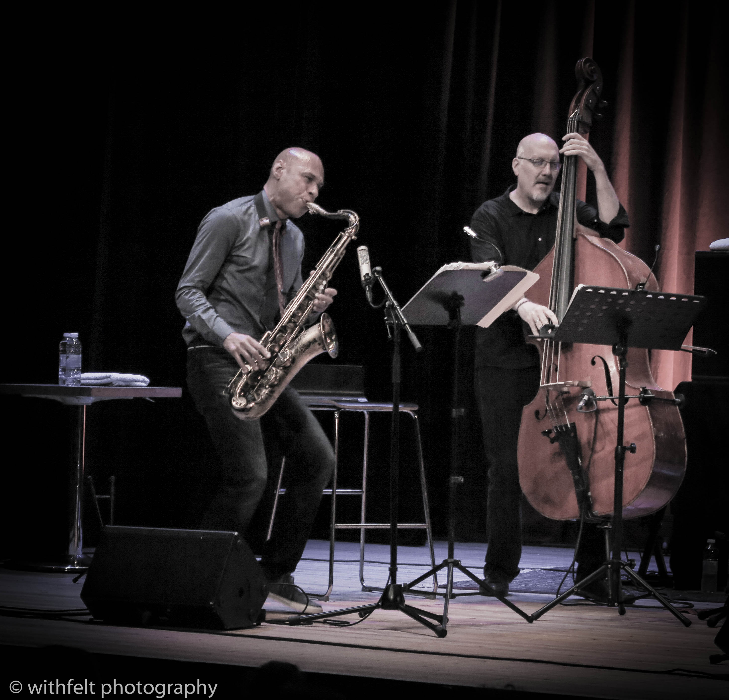 Joshua Redman & Scott Colley at Summer Jazz 2019, Denmark