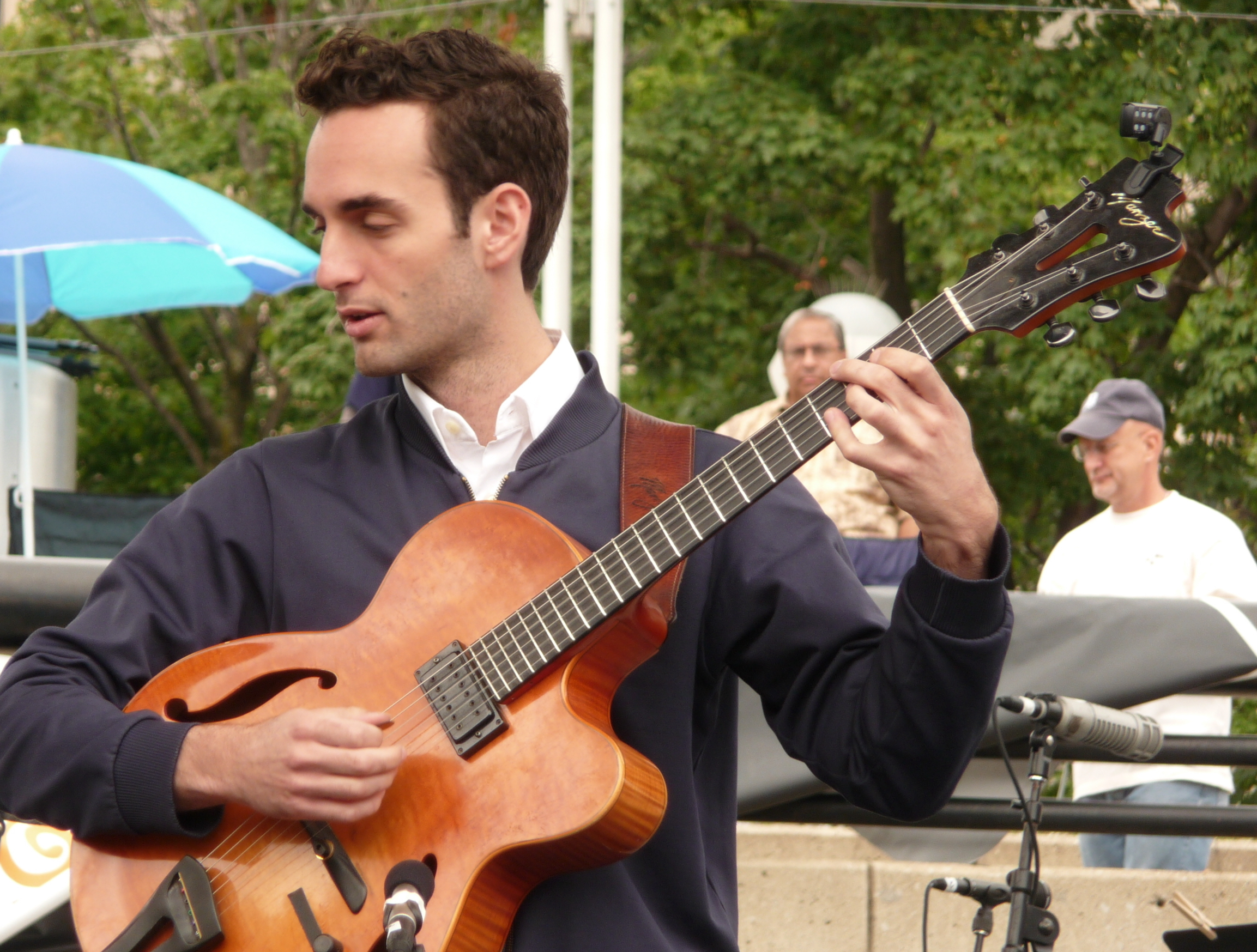 Julian Lage at Detroit Jazz Festival