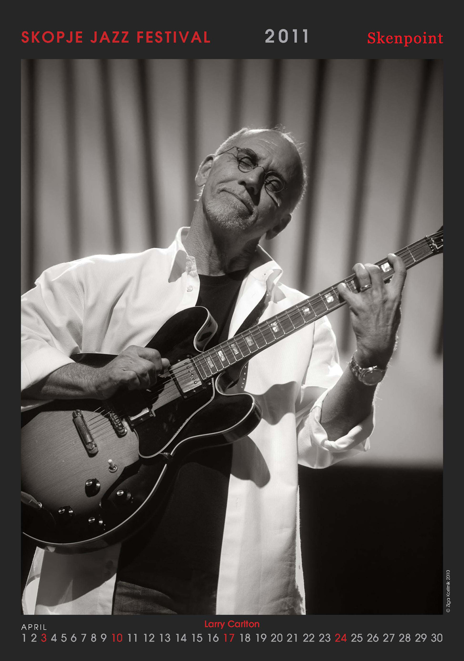 SJF 2011 / Larry Carlton