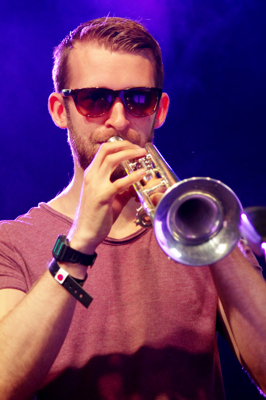 Mark Perry, Ollie Howell Quintet