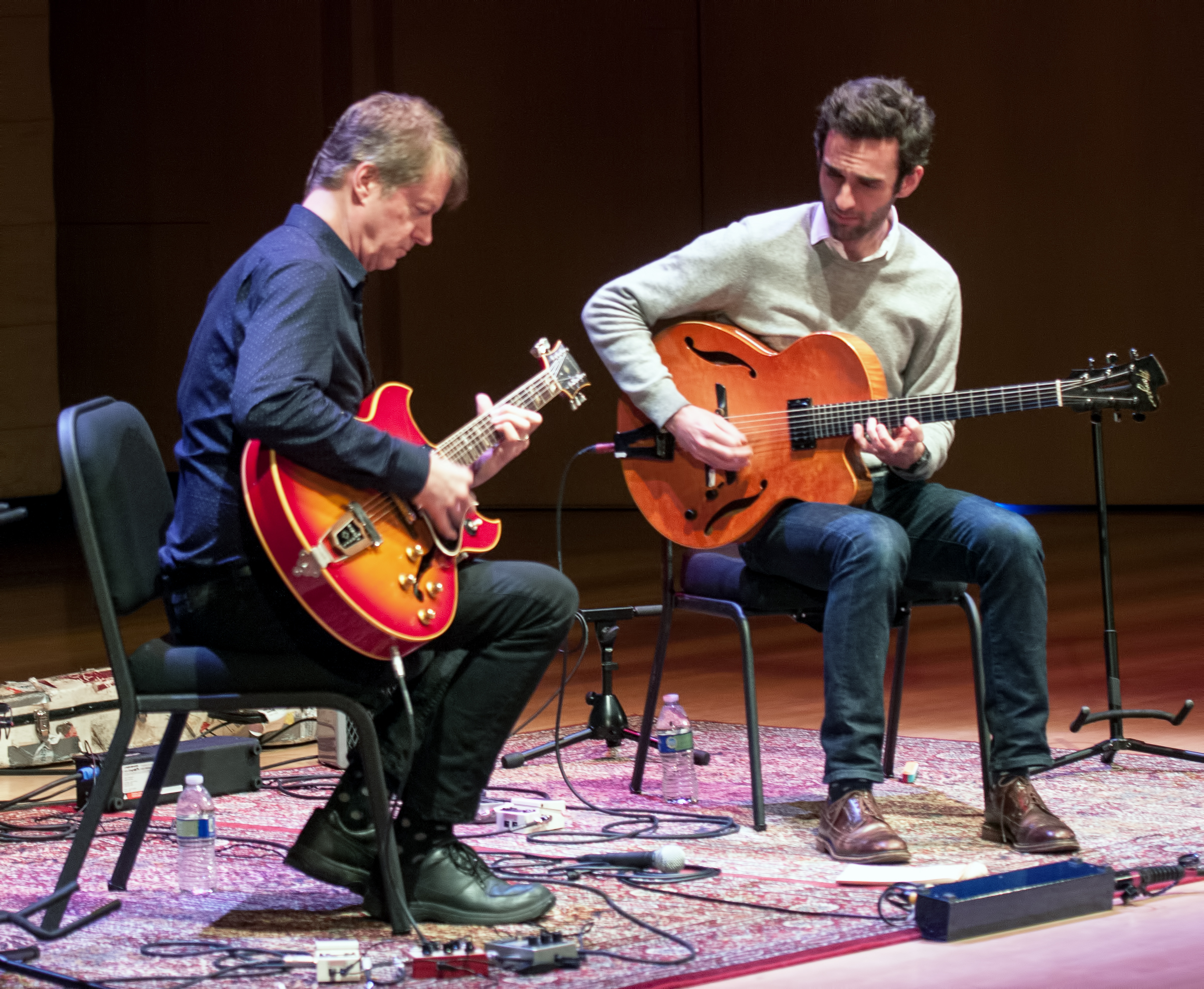 Nels Cline And Julian Lage At The Musical Instrument Museum (mim) In Phoenix