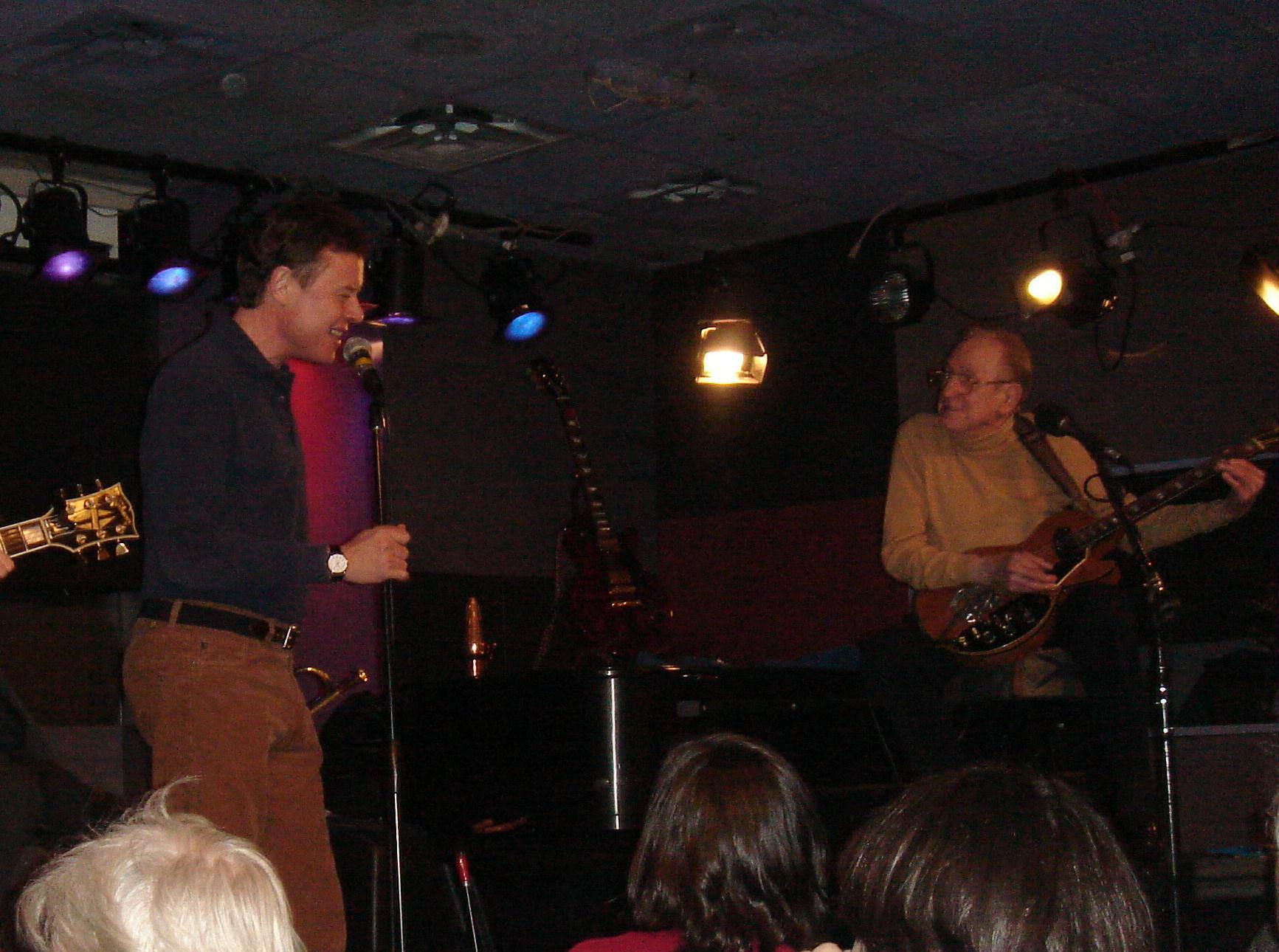 Bob Merrill and Les Paul