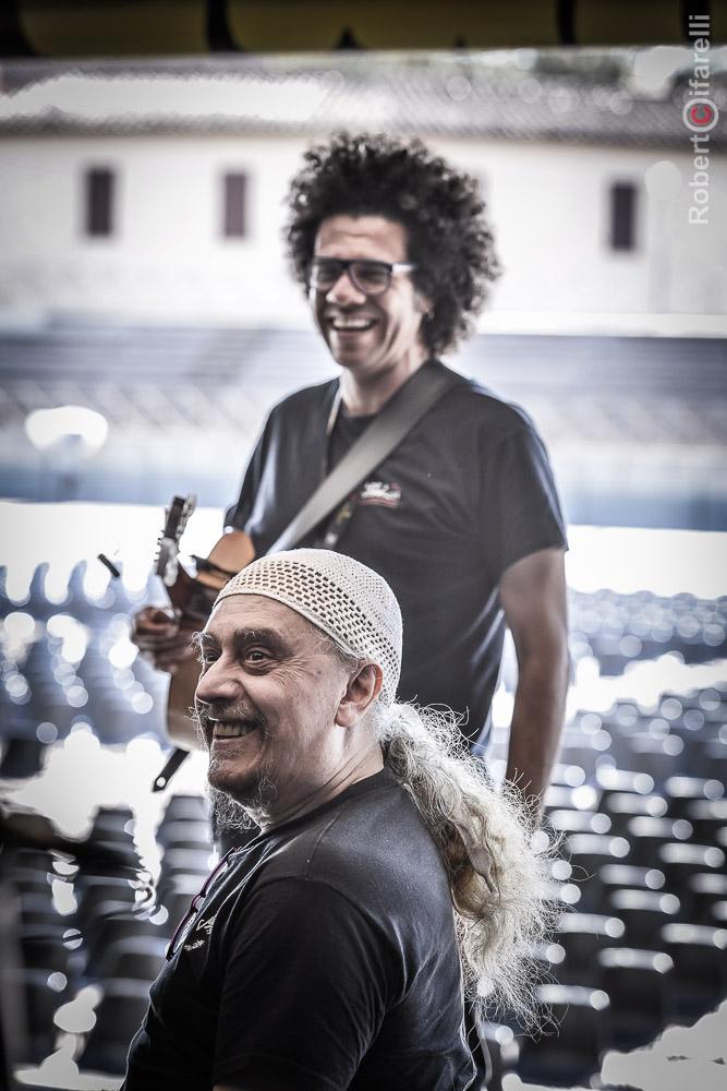 Egberto Gismonti & Hamilton de Hollanda, Umbria Jazz 2017