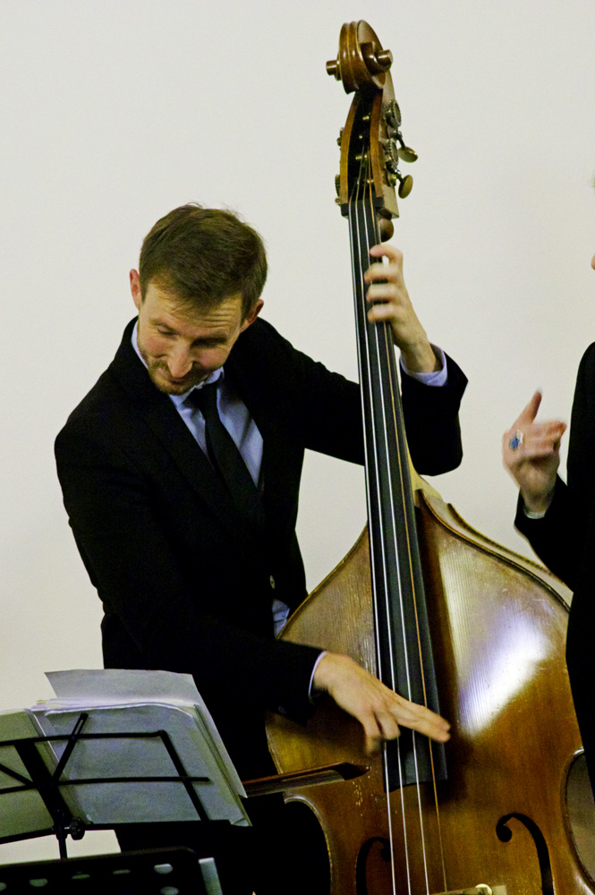 Clare Teal and Her Trio, Tom Farmer