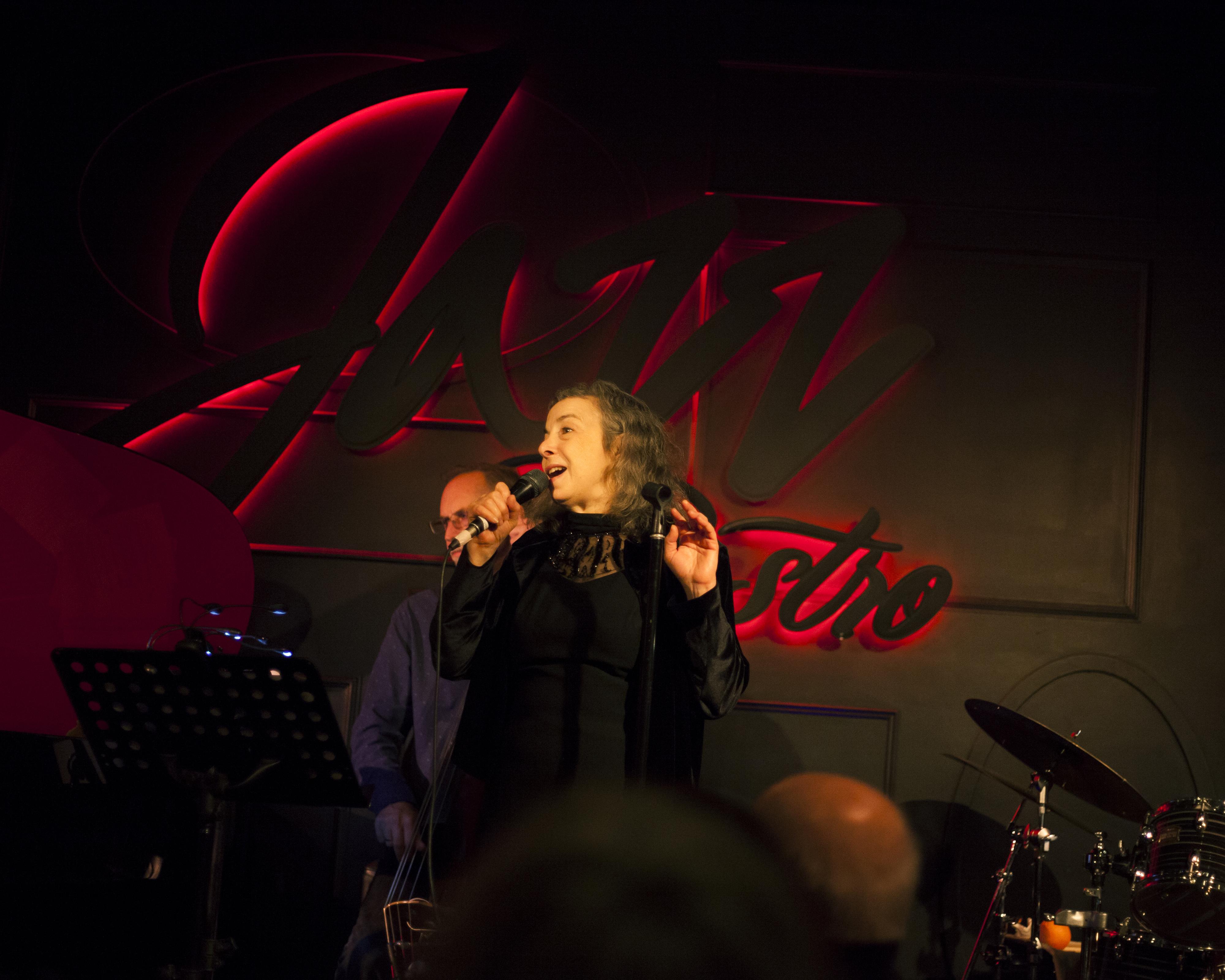 Jazz Bistro, November 2017
