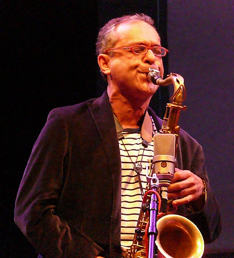 Ivo Perelman at Vision 17