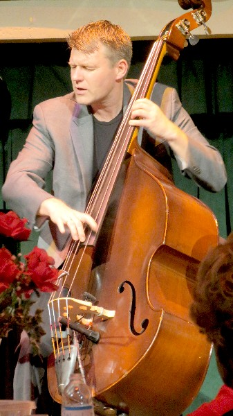 Martin Wind with Ted Rosenthal Trio at Harriet Himmel Theatre, West Palm Beach, 1/24/12