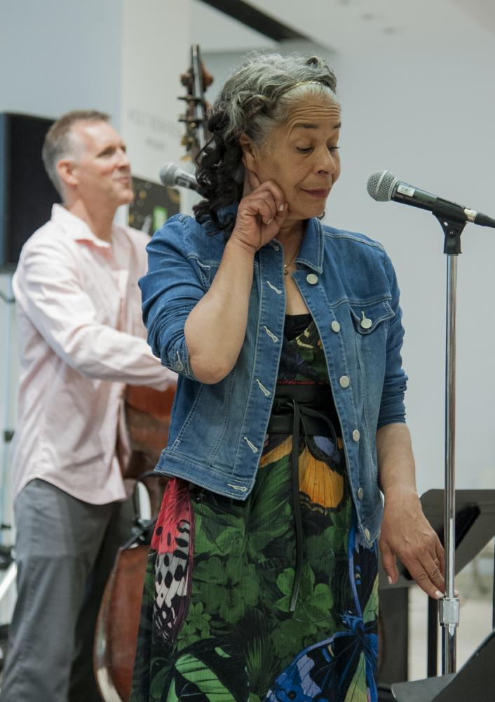 Mike Downes & Molly Johnson - Holt Renfrew - Toronto
