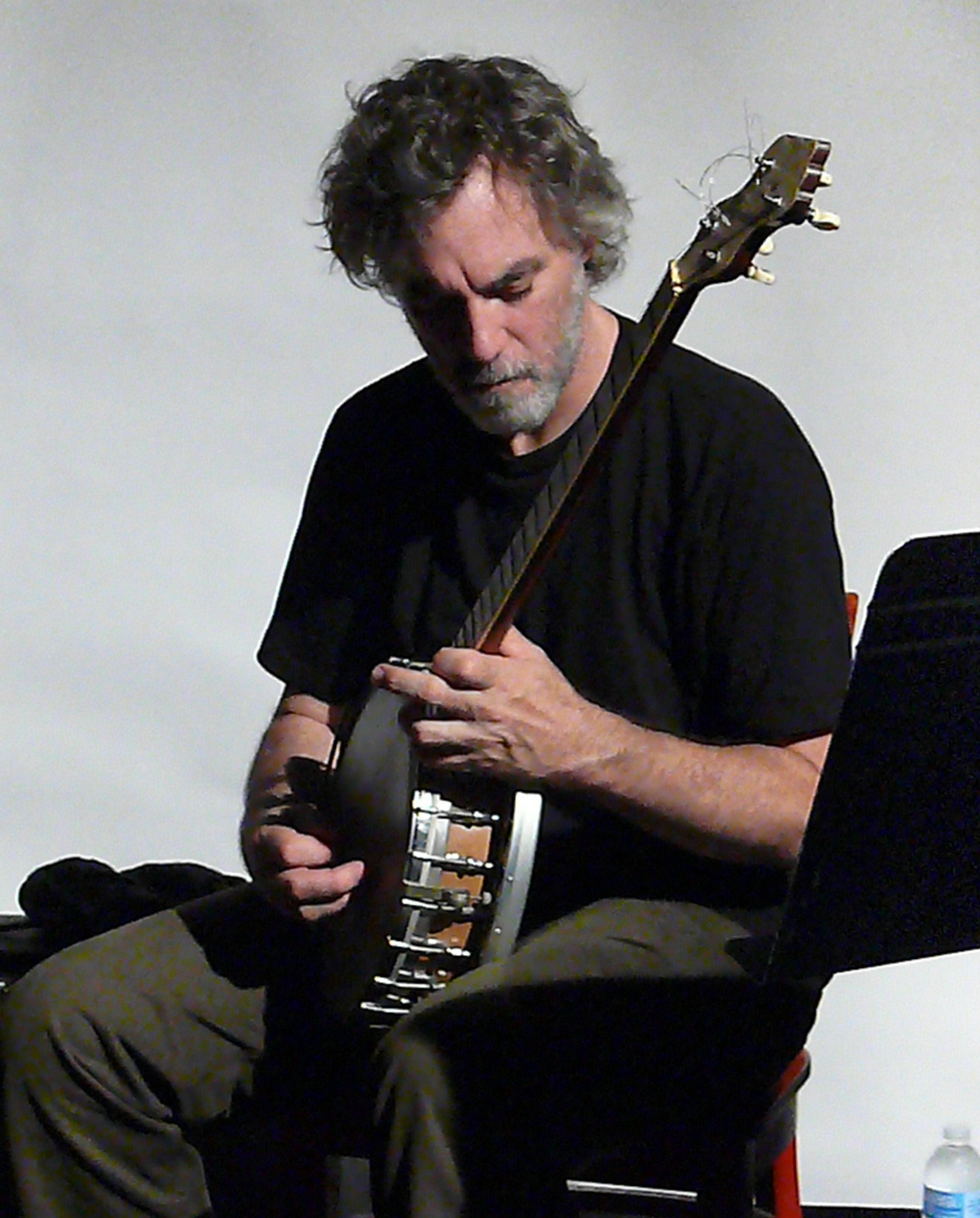 Joe Morris at the 2010 Vision Festival in New York