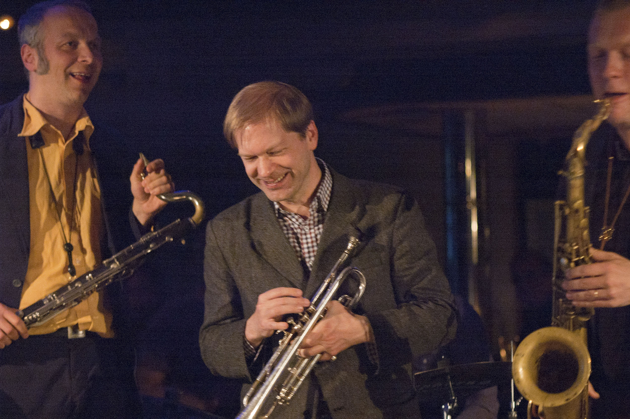 The Deciders at Natjazz 2011