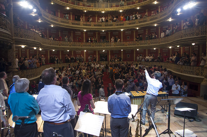 Brent Fischer Orchestra in Brazil