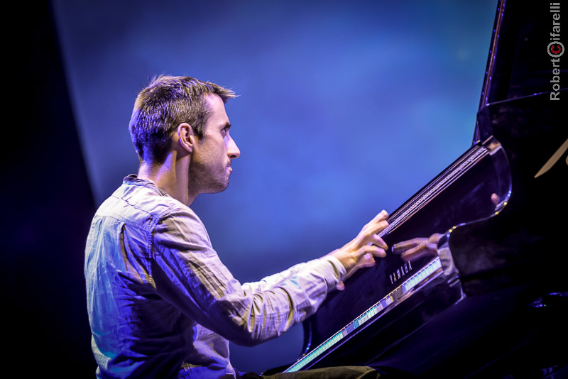 Alexander Hawkins Trio al Carambolage di Bolzano