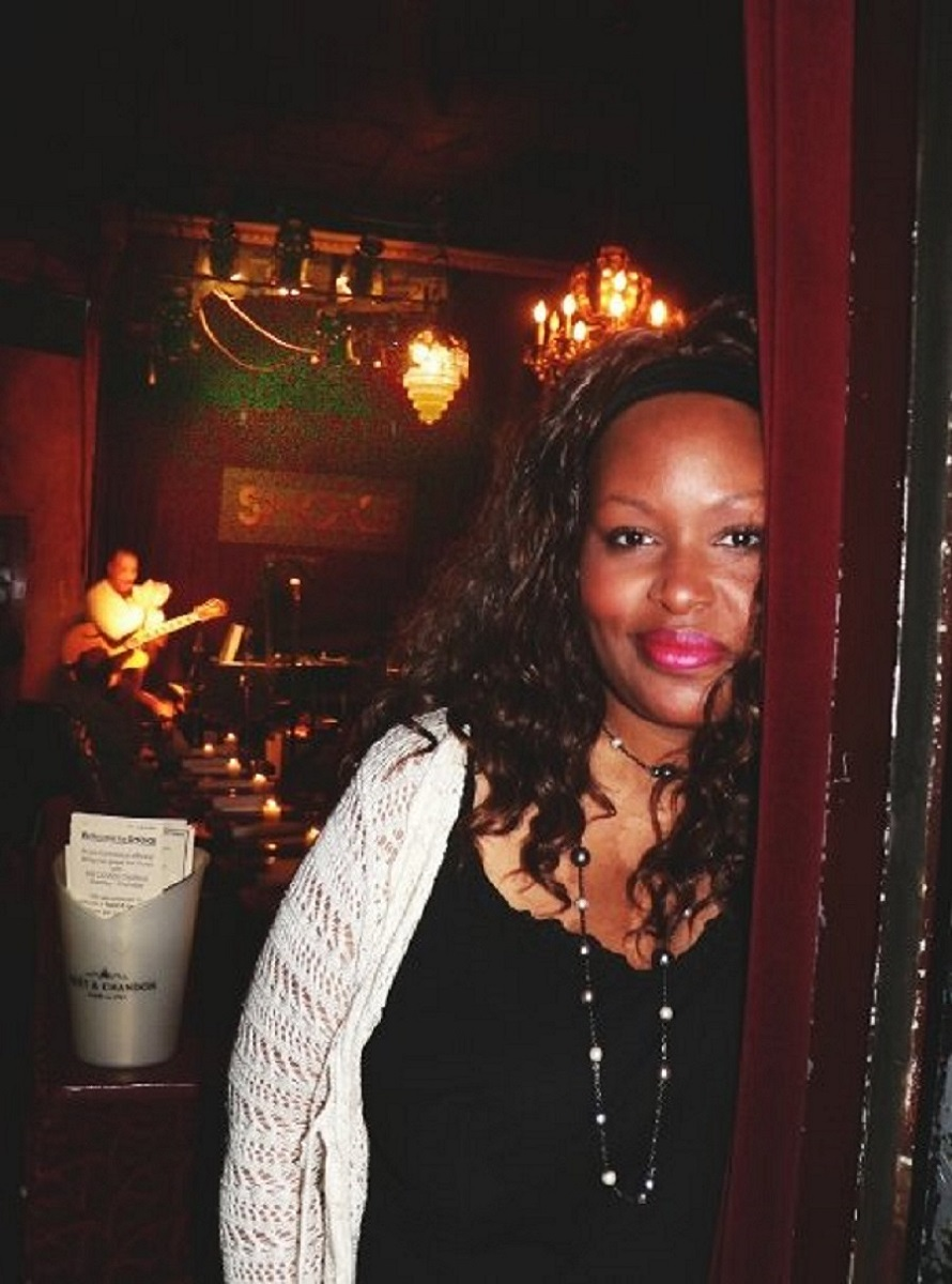 Ready, Set, Record: Jazz Vocalist Michelle Walker Goes Into The Studio To Record
