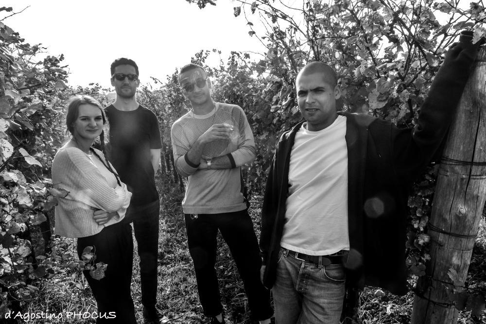 Bunker Golding's Band
