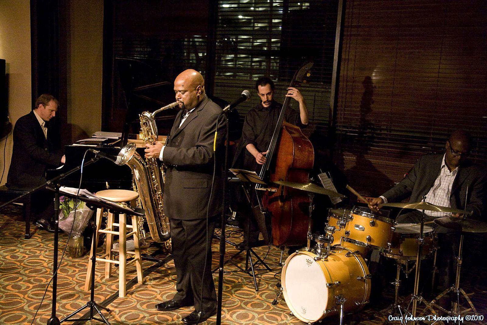Dale Fielder Angel City Quartet CD Release
