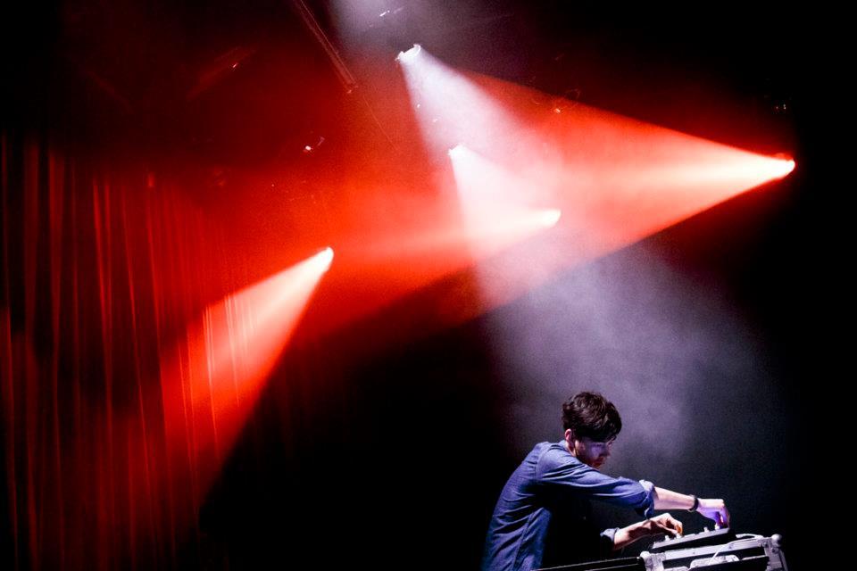Copenhagen Jazz Festival 2012: Nosaj Thing (Us)