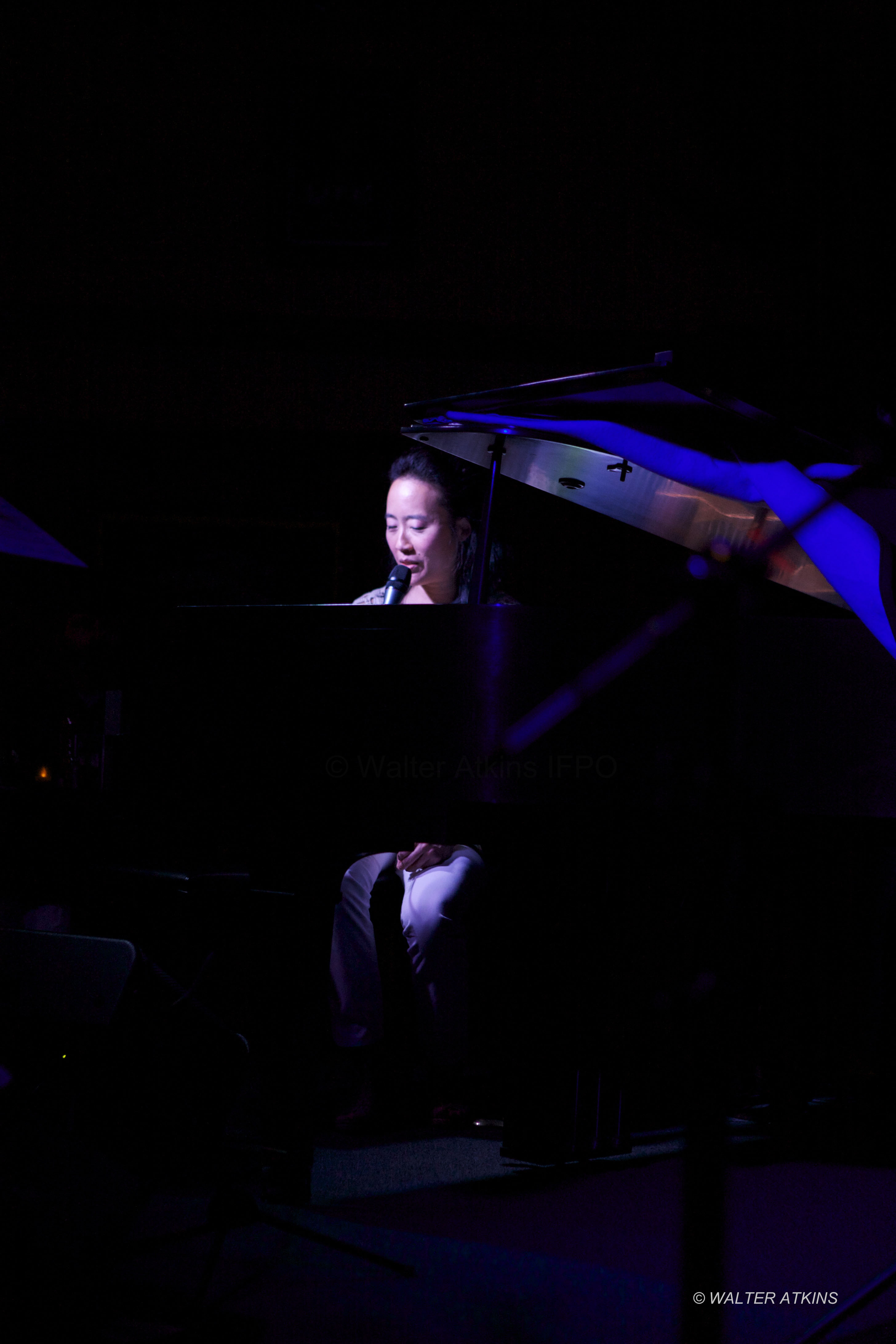 Helen Sung At The Sequoia Room