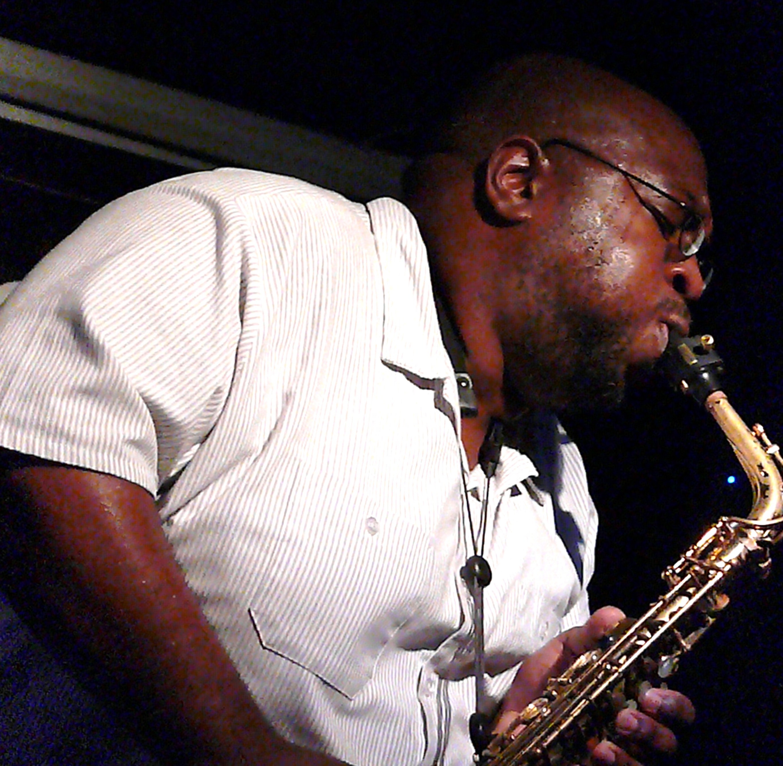 Darius Jones at Vision Festival 2010