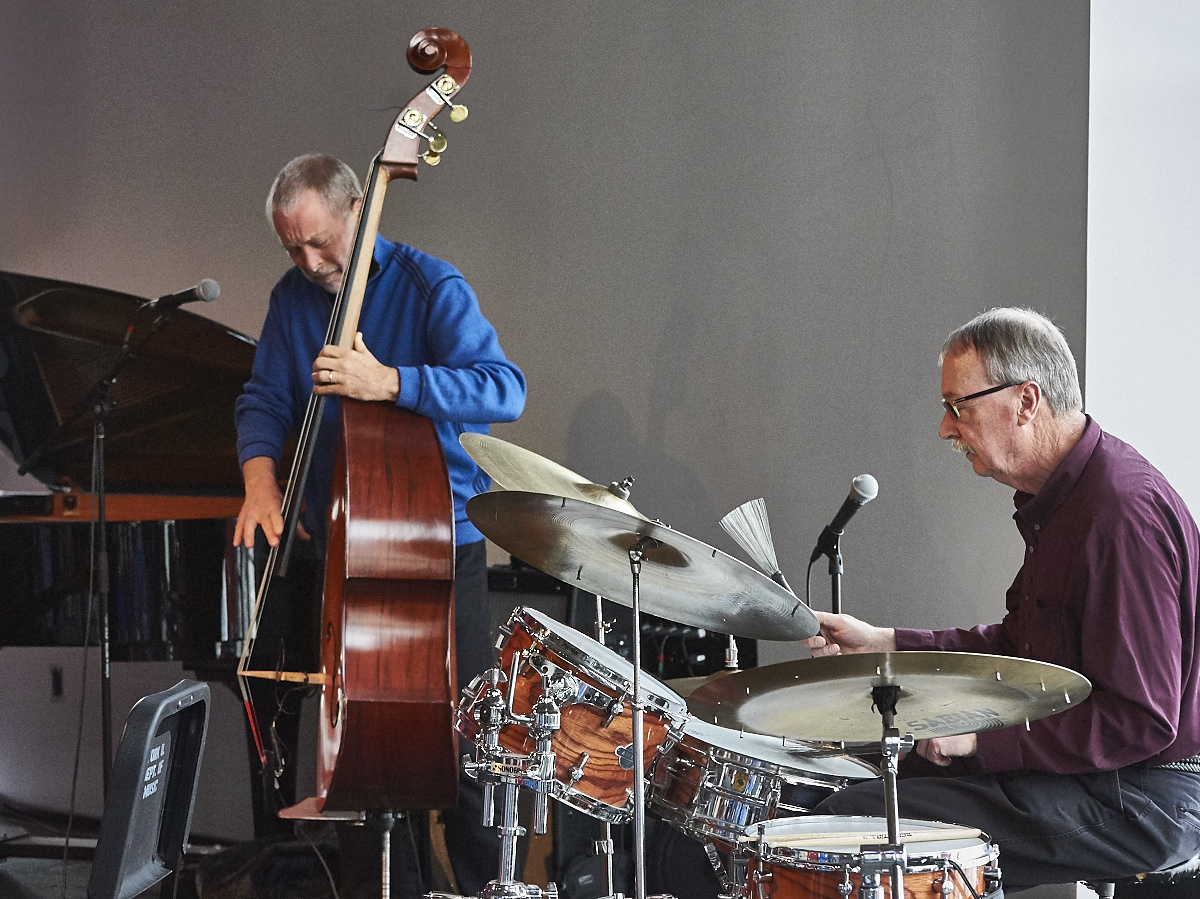 Dave Holland & Barry Elmes @ York University