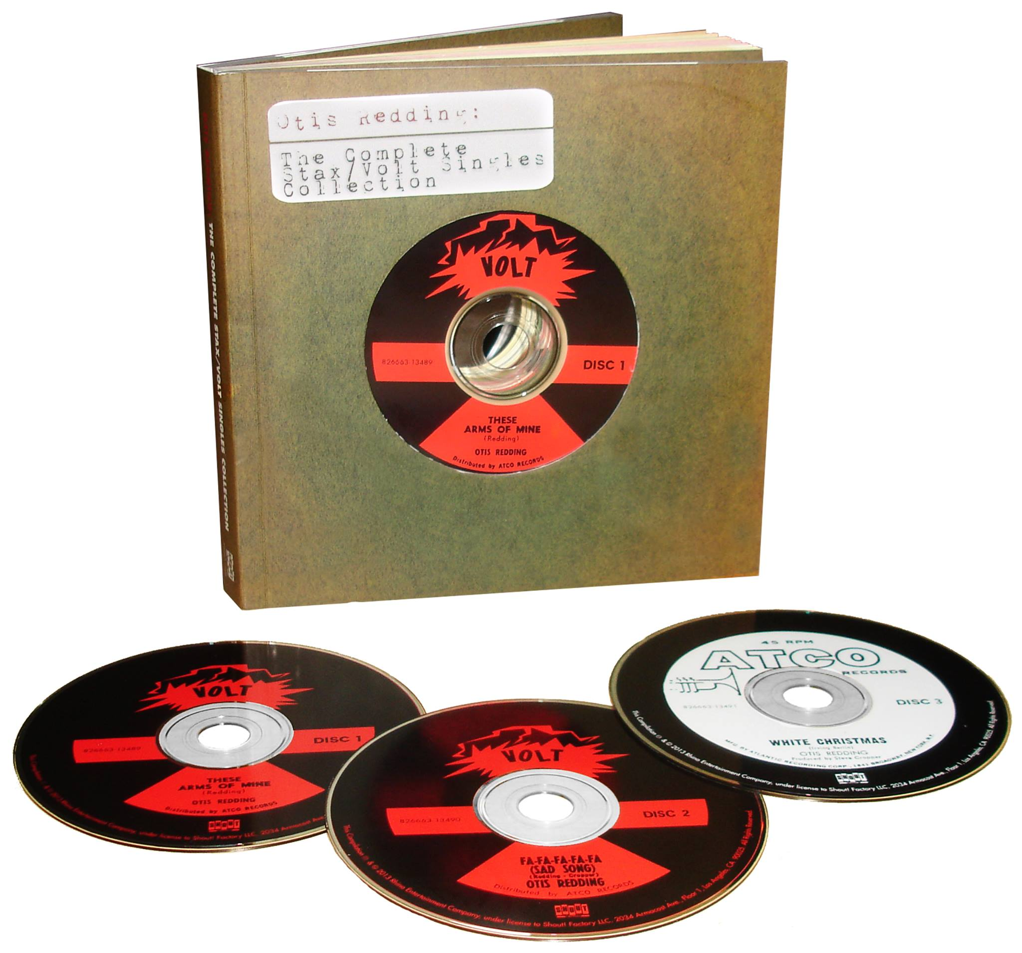 Otis redding: the complete stax/volt singles collection