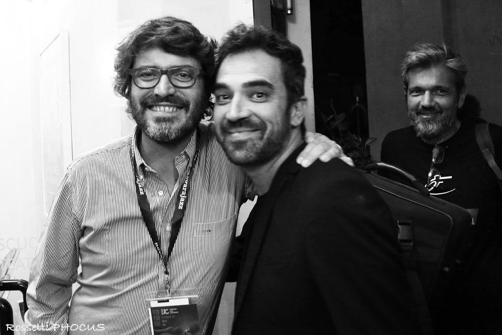 Corrado Beldì - Raffaele Casarano