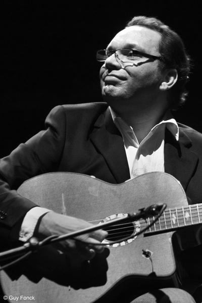 Bireli Lagrene 01.03.2008 Philharmonie Luxembourg