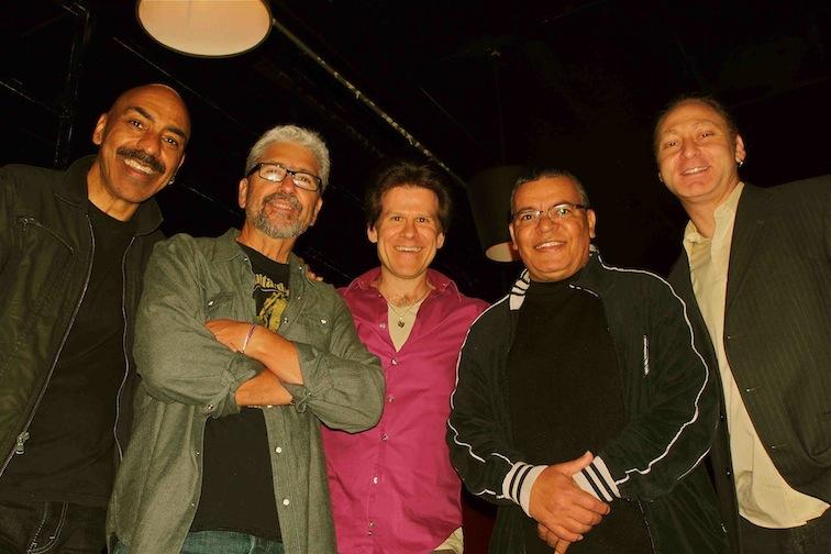 Brent Fischer + The Clare Fischer Latin Jazz group