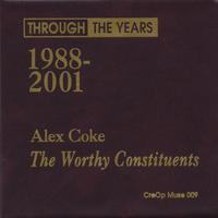 Through the Years CD Cover