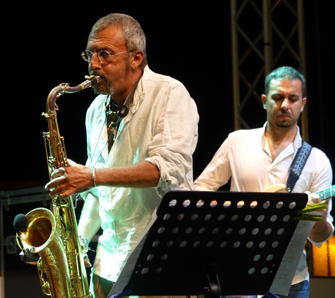 Daniele Sepe & Gio Cristiano in Sardinia 2016