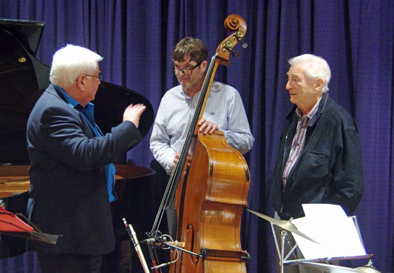 John Horler, Andy Cleyndert, Tony Kinsey, Tony Kinsey Quartet, Watermill Jazz Club