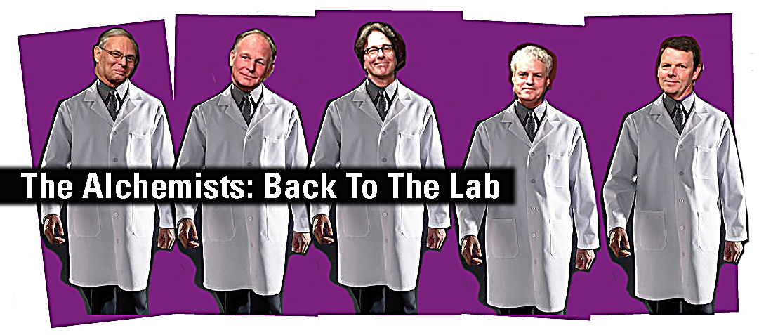 The Alchemists - Back To The Lab