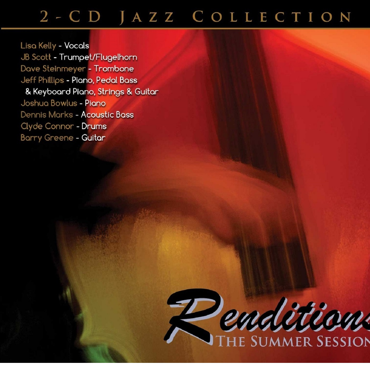 Renditions, the Summer Sessions cd