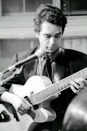 Howard Alden 0756828 Images of Jazz