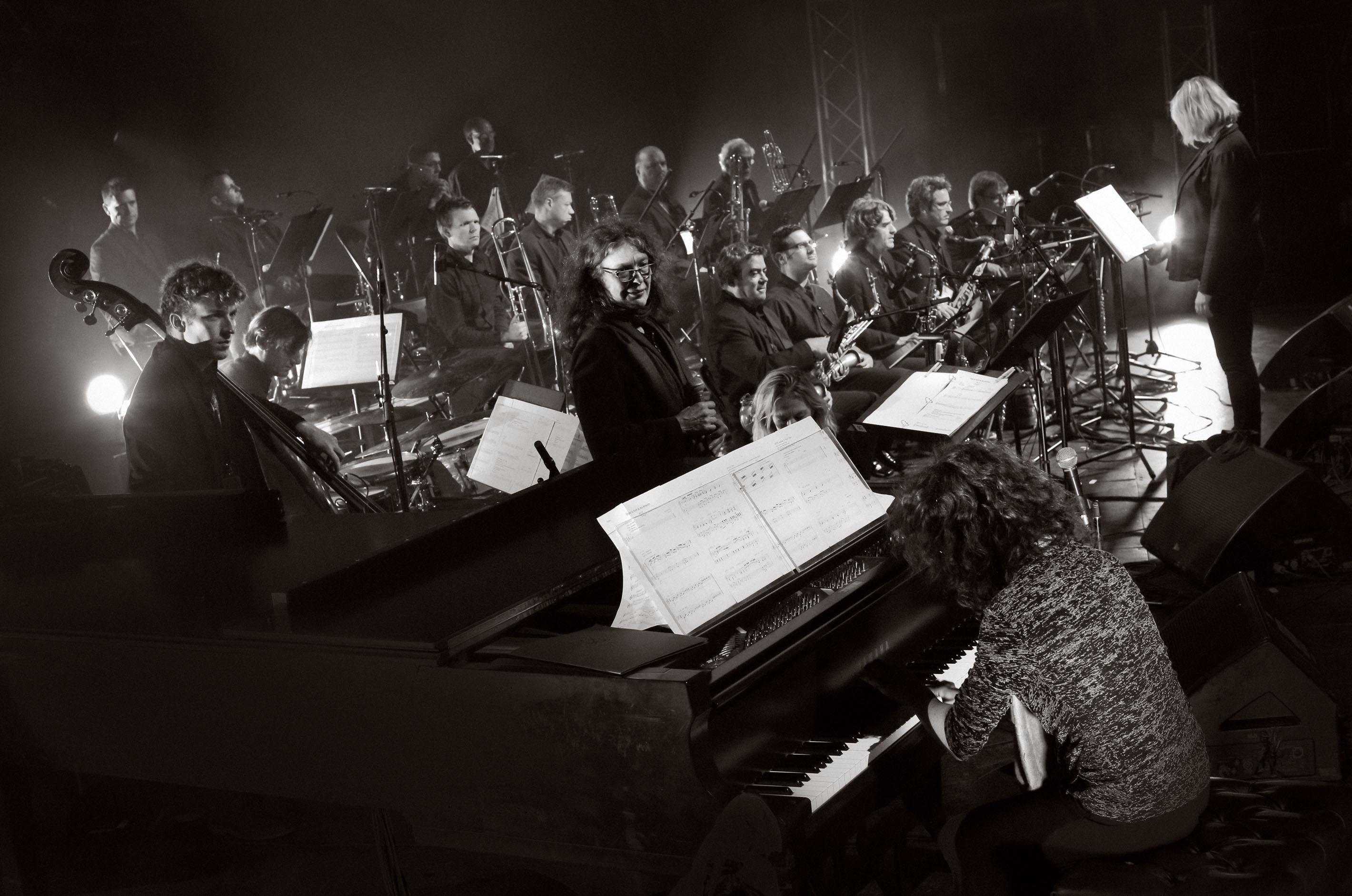 L'Orchestre national de jazz de Montréal featuring Marianne Trudel & Ingrid Jensen