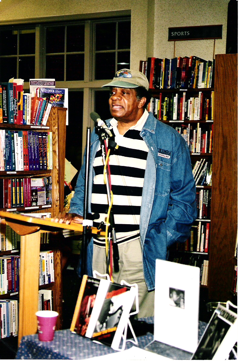 Donald Byrd at Borders Books Chestnut Hill