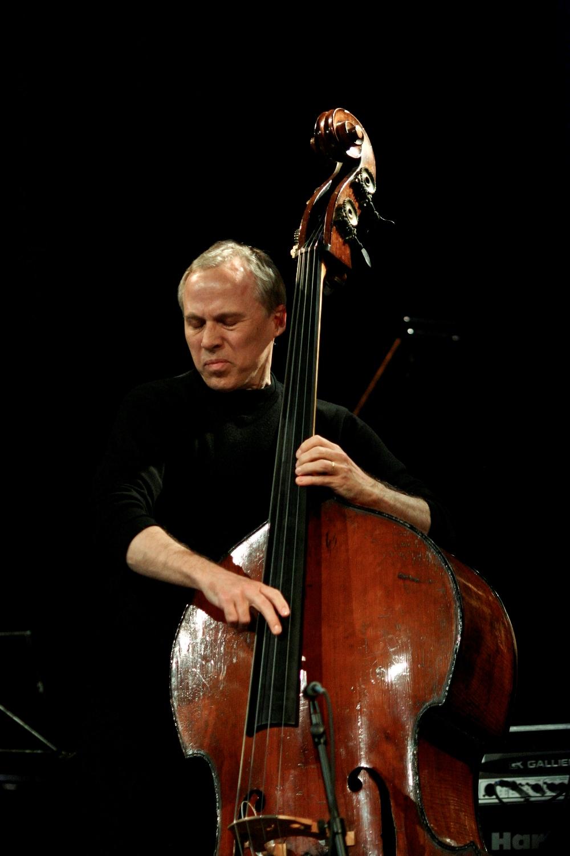 Marc Johnson (Bass )on Vega, Copenhagen, Denmark