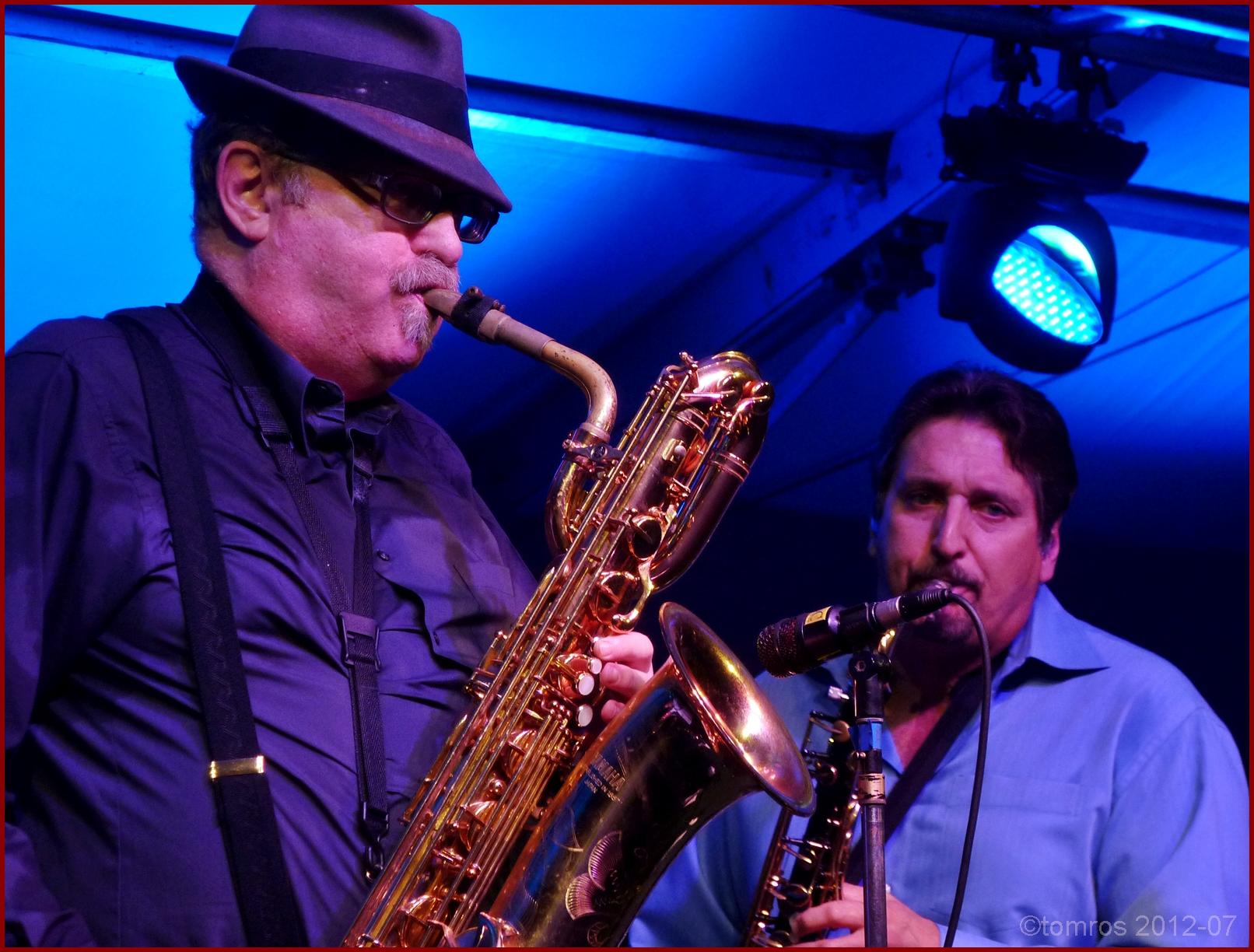 Steve 'Doc' Kupka & Tom Politzer, Tower of Power