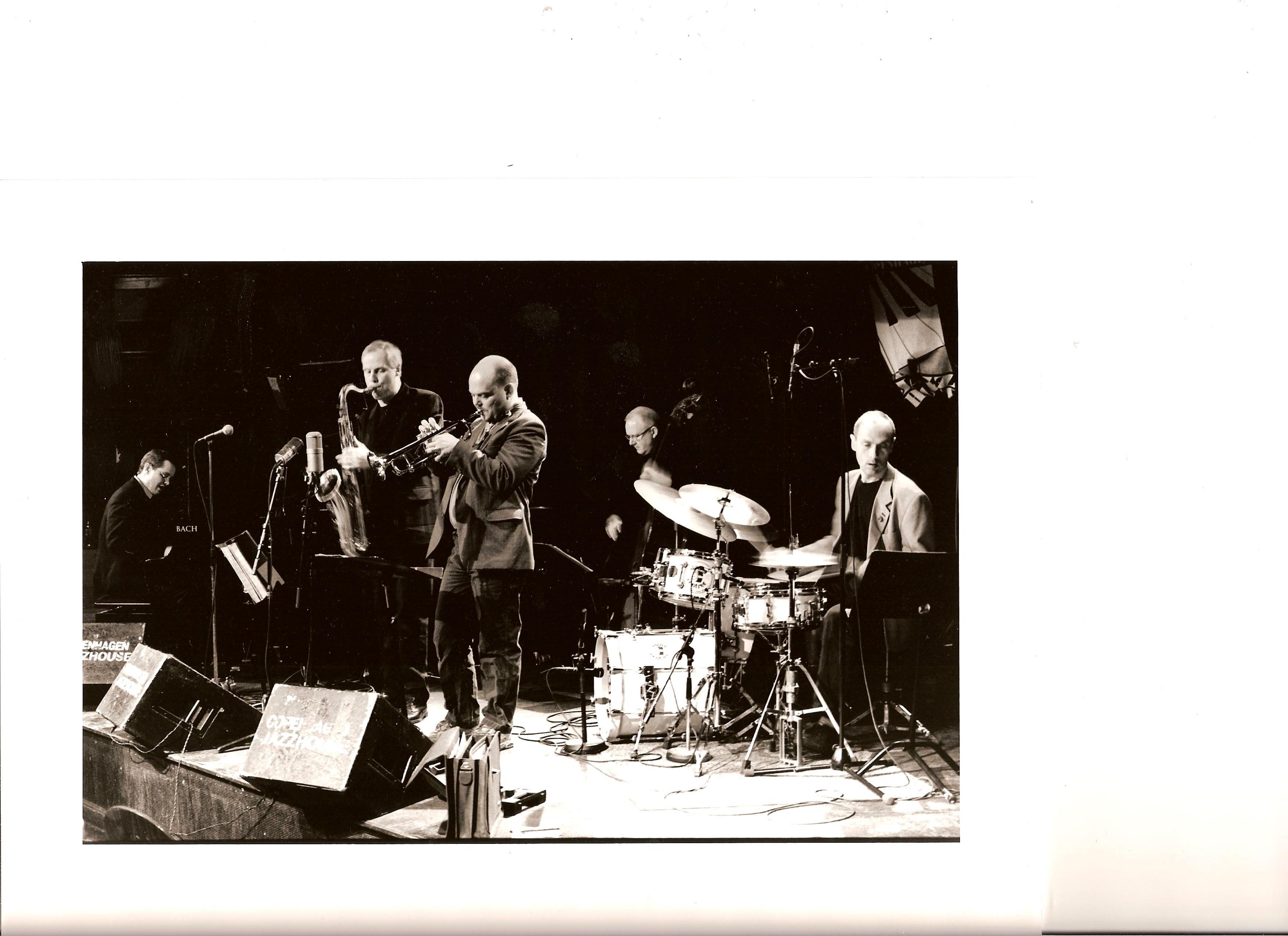 S.s.h. quintet 2002