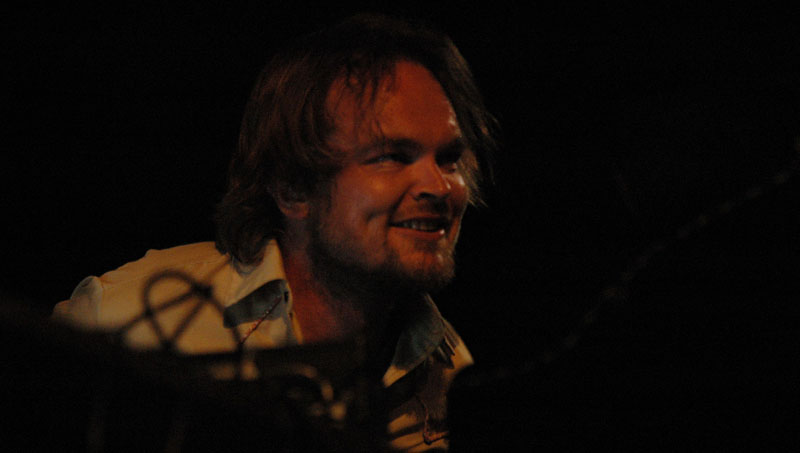 Morten Qvenild of in the Country, Molde Jazz 2010