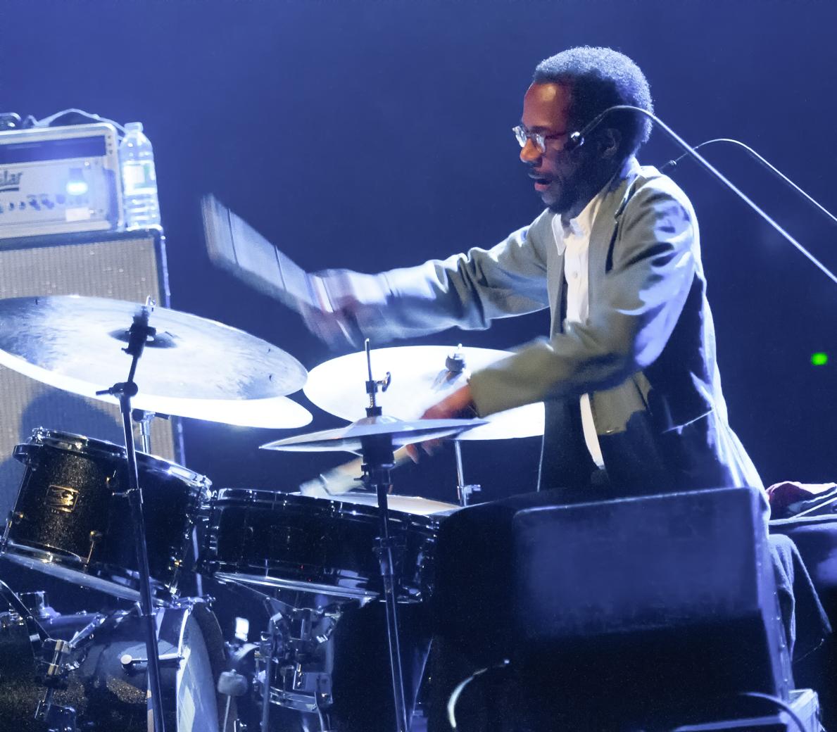 Brian blade with the wayne shorter quartet at the montreal international jazz festival 2013
