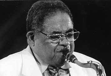 2004 Chicago Jazz Festival, Friday: Frank Wess in the Basie Centennial Tribute