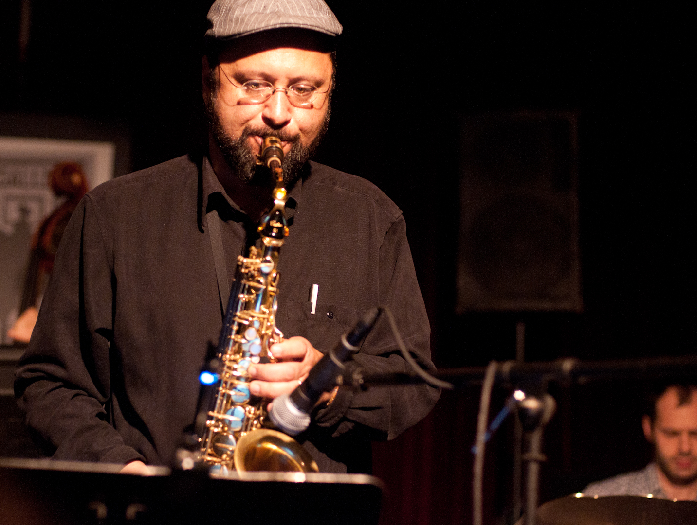 Hafez Modirzadeh with the Elsaffar/Modirzadeh Quintet