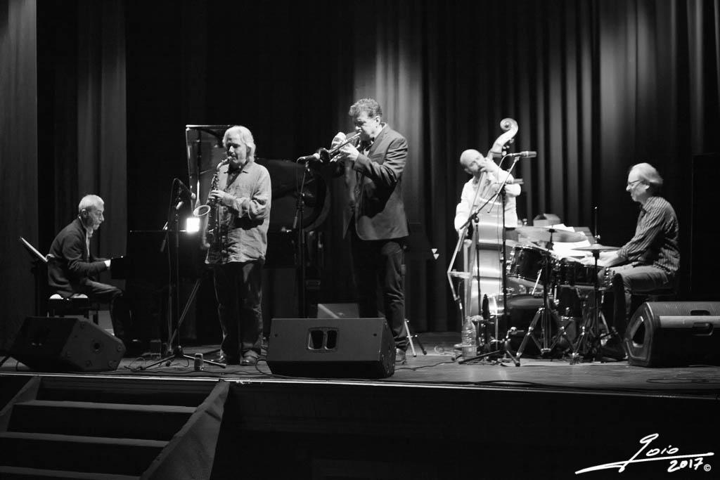 Joe Magnarelli + Perico Sambeat Quintet-2017