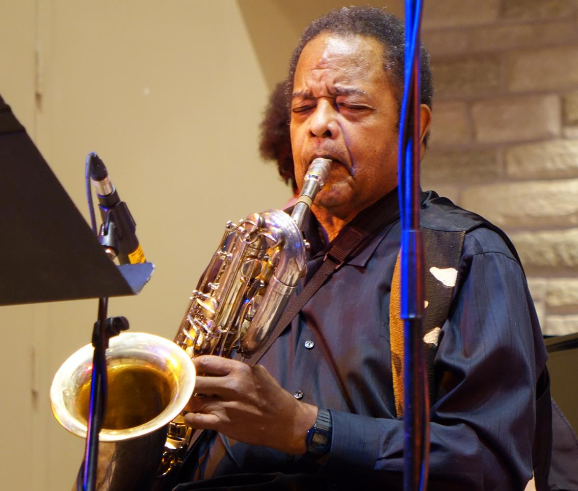 Howard Johnson At Guelph Jazz Festival 2016