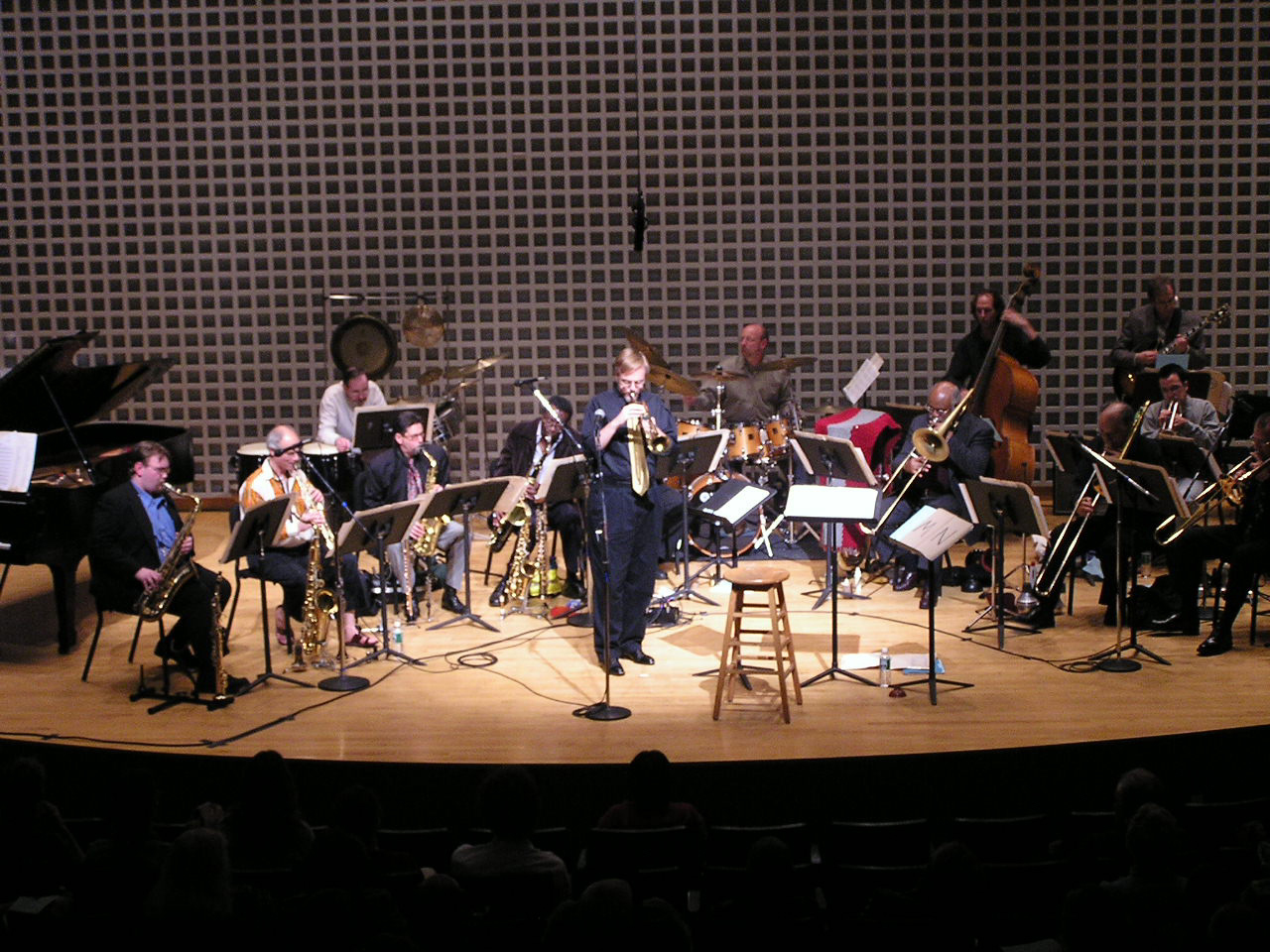 Aardvark Jazz Orchestra