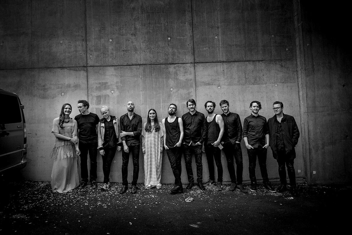 Trondheim Jazz Orchestra & Kristoffer lo