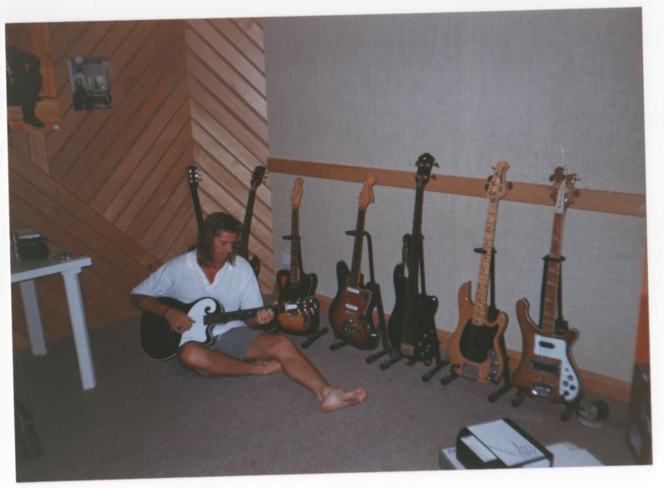 Gary Porter band photos