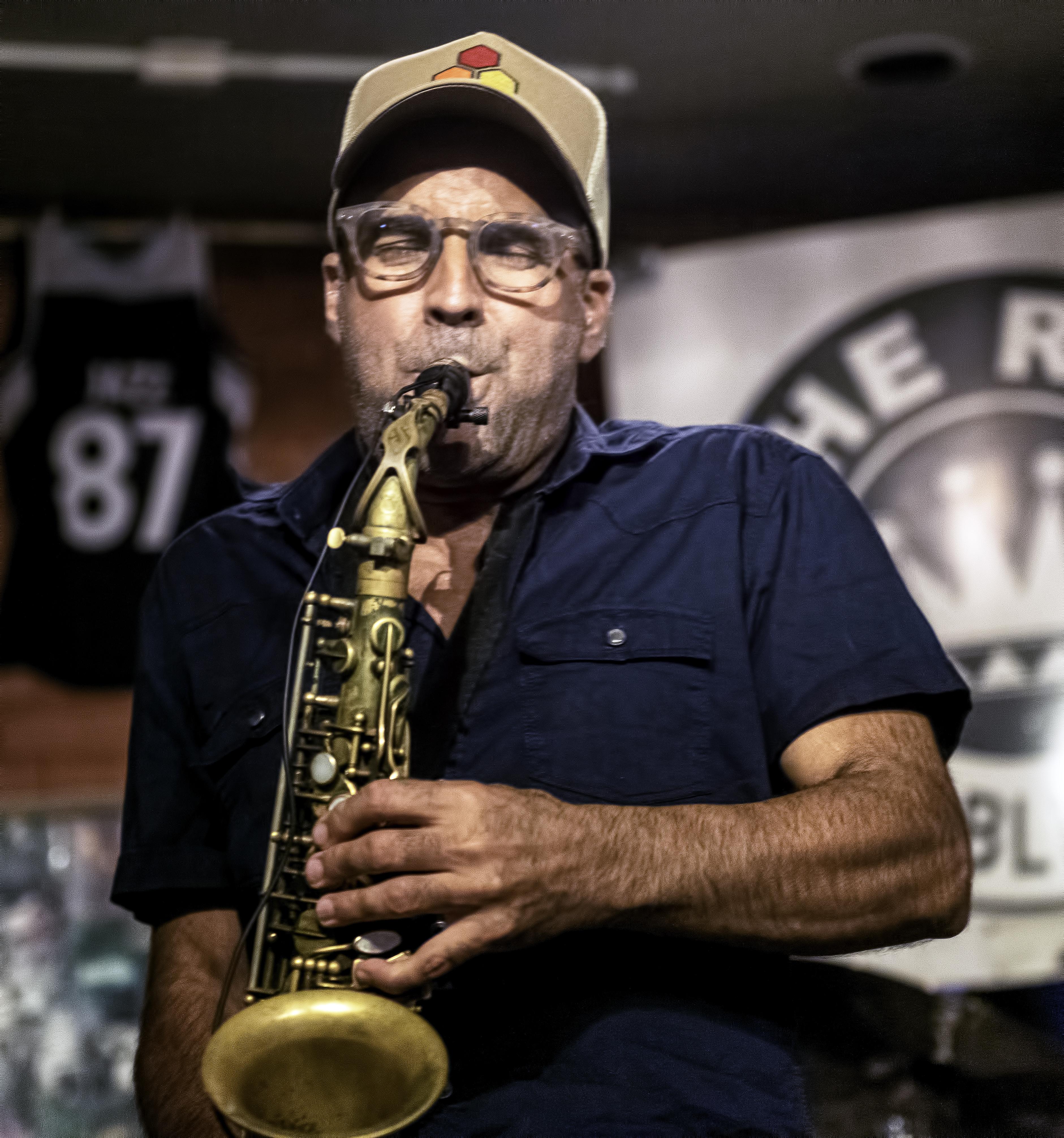 David Binney at the Rex Jazz Bar at the Toronto Jazz Festival 2019